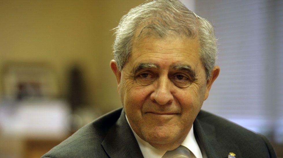 El exconsejero, José Luis Iglesias Riopedre