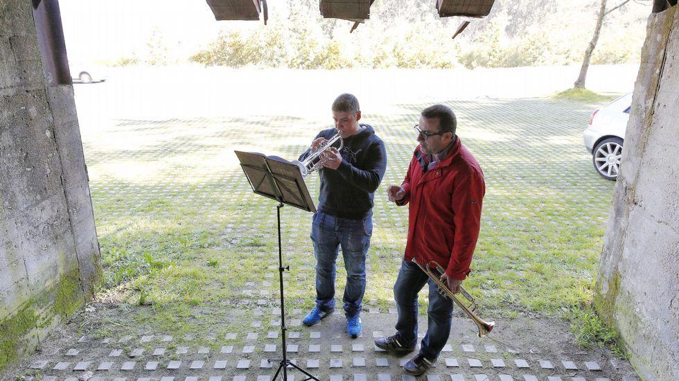 Trompetista de Montealegre