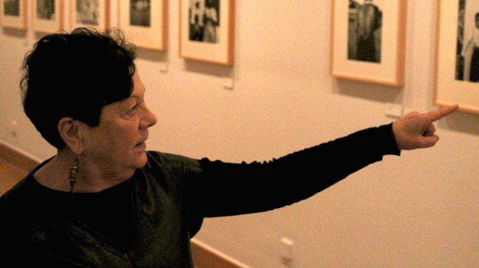 Graciela Iturbide, en el CCAI de Gijón