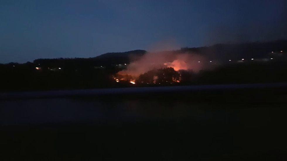 Incendio en Taragoña 2