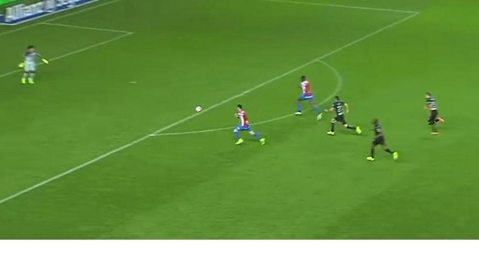 Primer gol 2