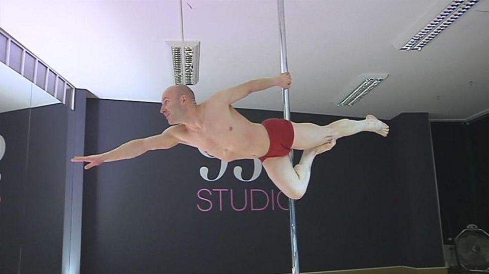 «El pole me cambió la vida: en dos años adelgacé 30 kilos»