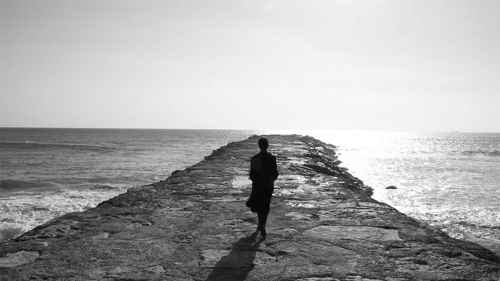 Un momento del videoclip de «O Horizonte», de Teresa Salgueiro