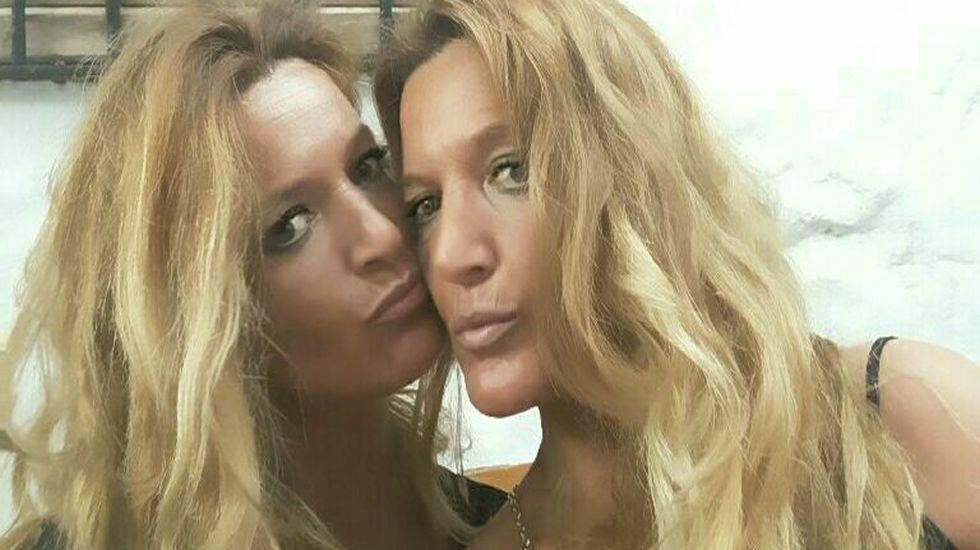 Las Mellis (Bibi y Raquel).