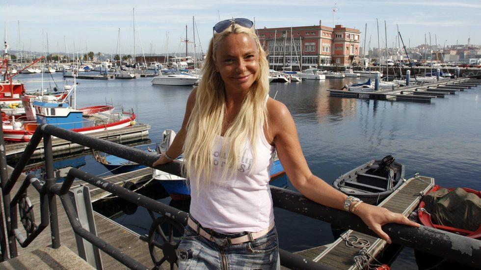 Leticia Sabater.