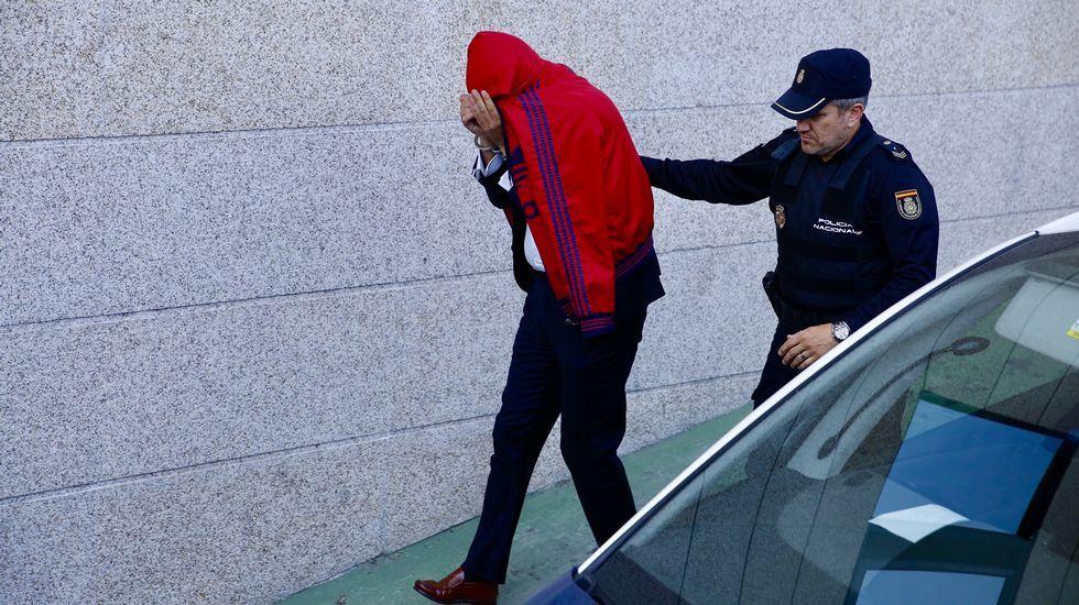 Detenido un hostelero vigués por acosar sexualmente a 15 menores