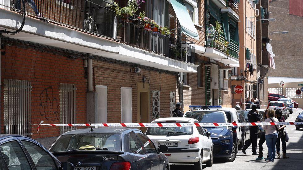 Fallece una mujer y su hijo de 12 años acuchillados en su vivienda de Alcobendas