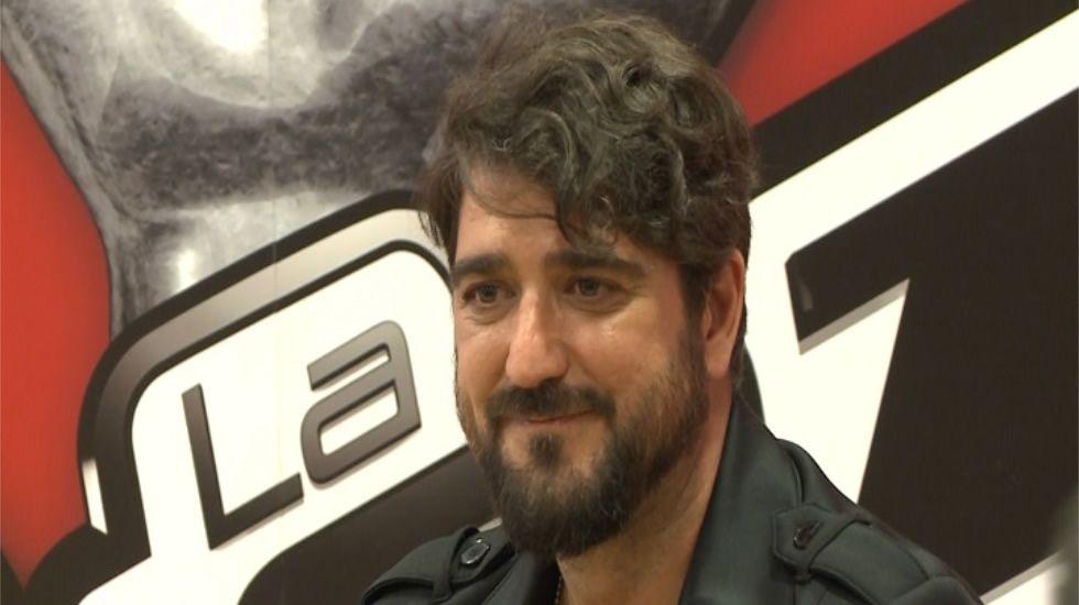 Final agridulce en La Voz Kids para Antonio Orozco