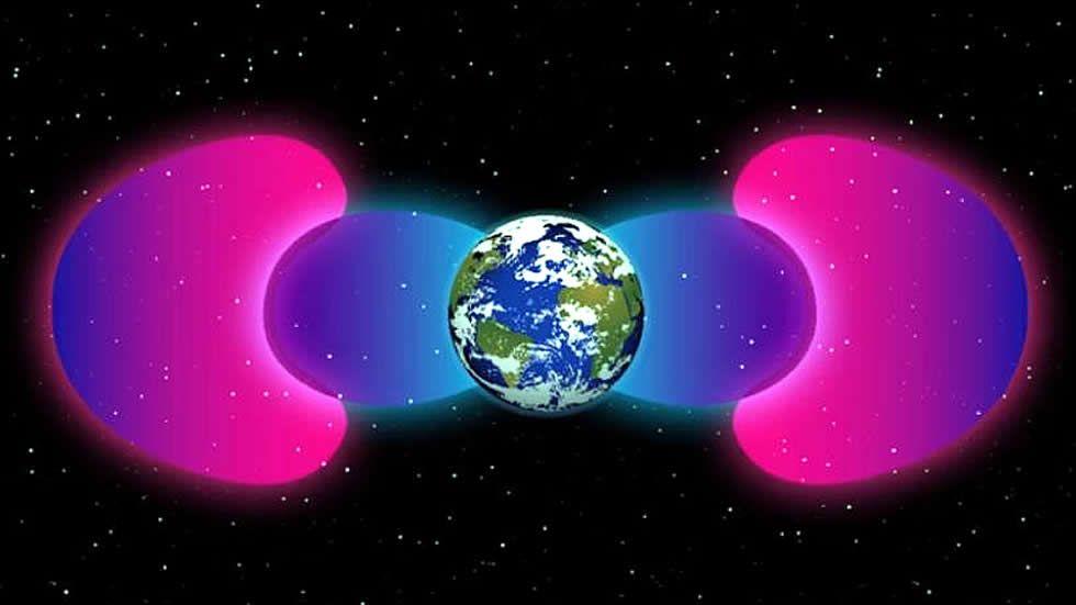 El hombre Antropoceno ha creado un nuevo campo magnético