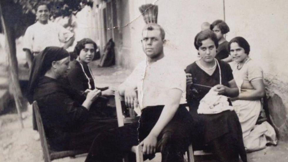 El prisionero que tuiteó el horror de Mauthausen