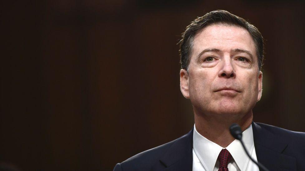 El exdirector del FBI acusa a Trump de «mentir»