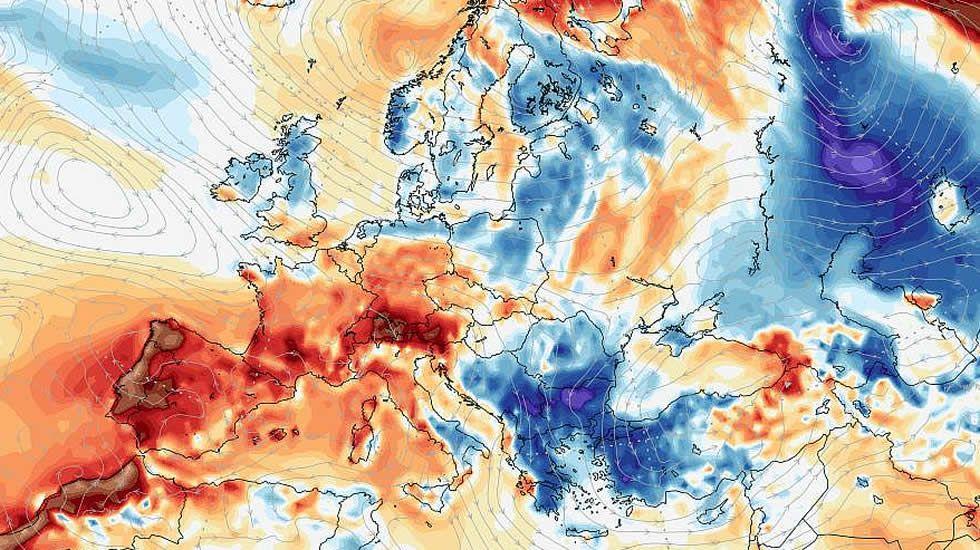 Hacia un episodio de calor extremo en Galicia