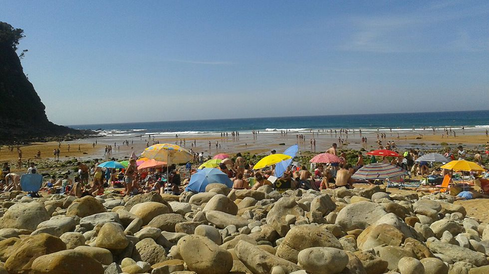 Playa España, Villaviciosa