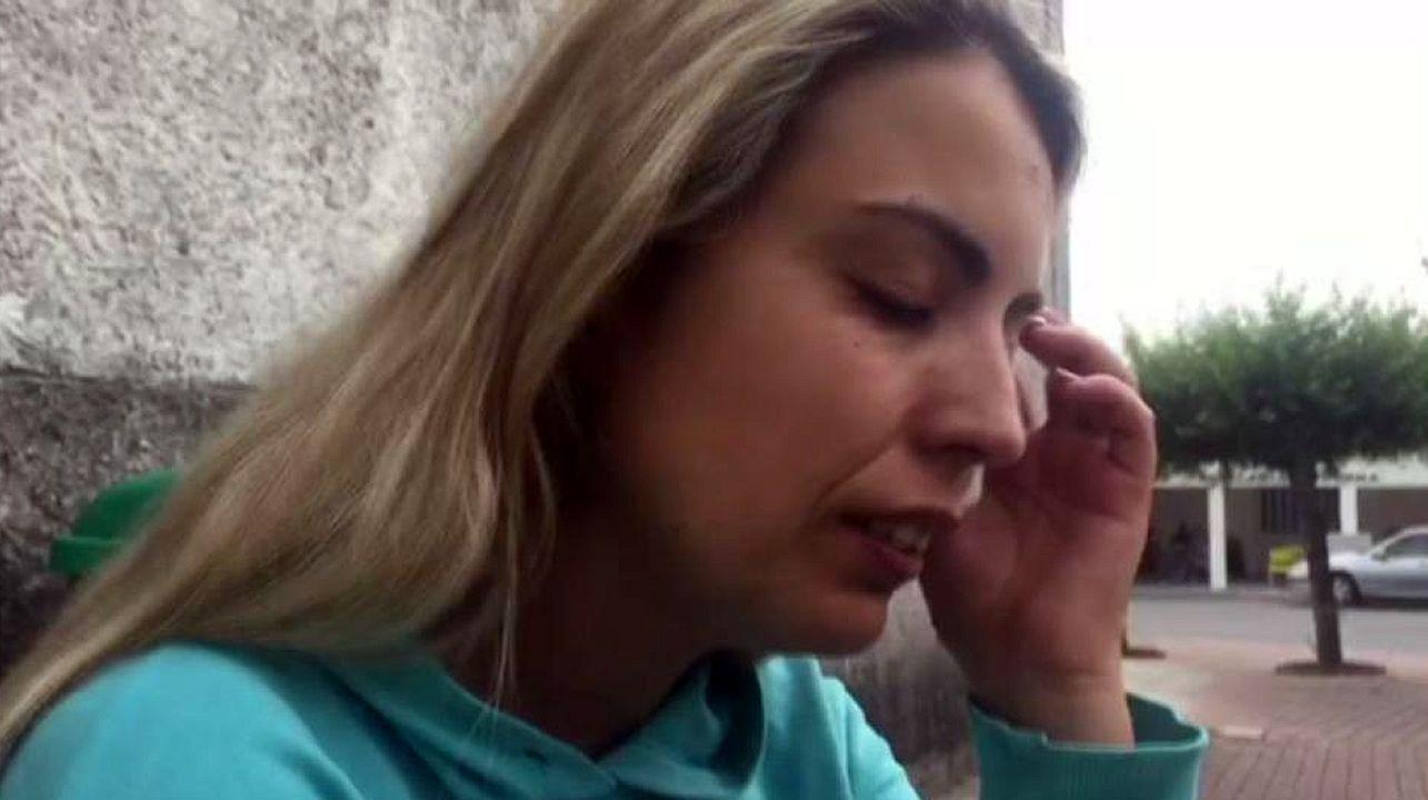 La heroína de Pobrais: «Metí a mi hermana dentro del depósito. Mi padre no quería entrar pero lo empujé»