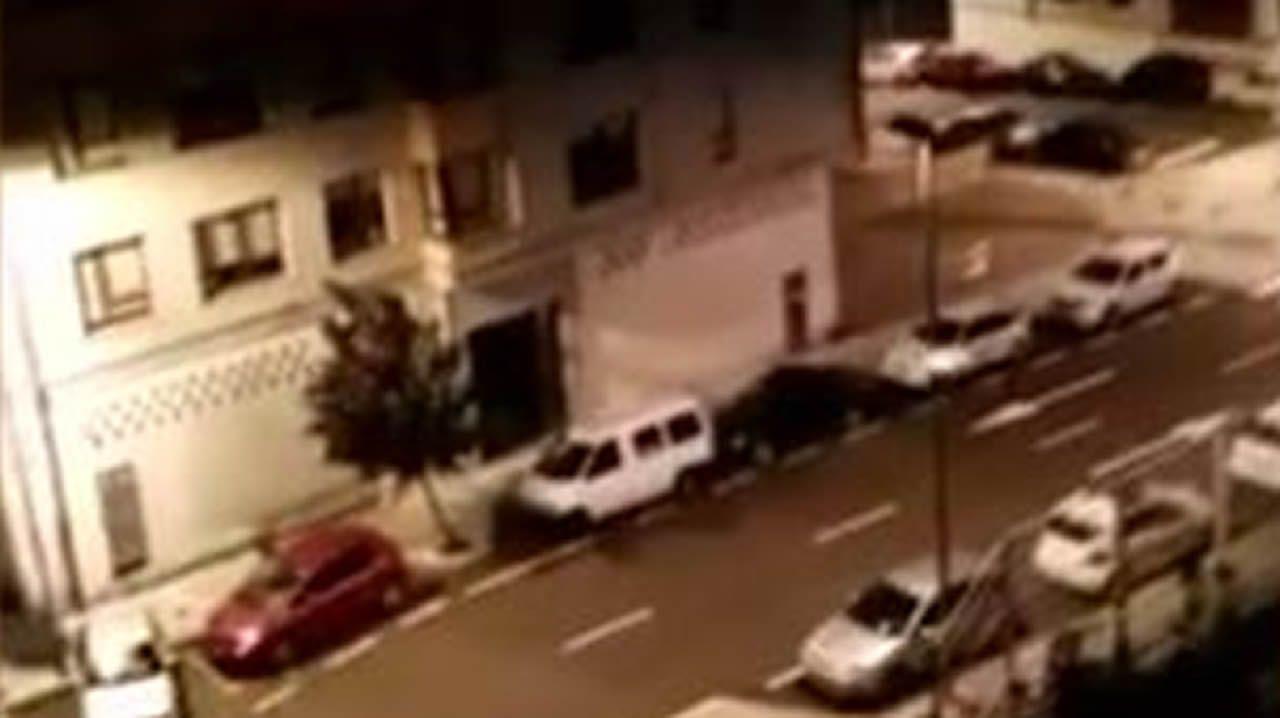 La Guardia Civil abre fuego contra unos ladrones en Milladoiro