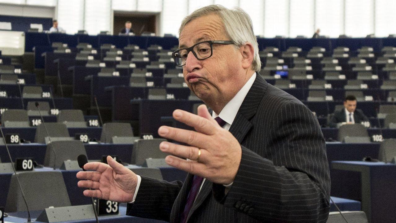 Absentismo masivo en el Parlamento Europeo