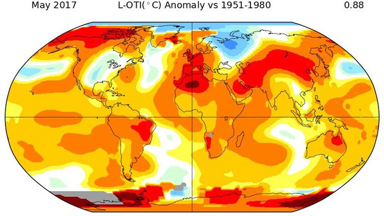 Tres años para salvar el clima de la Tierra