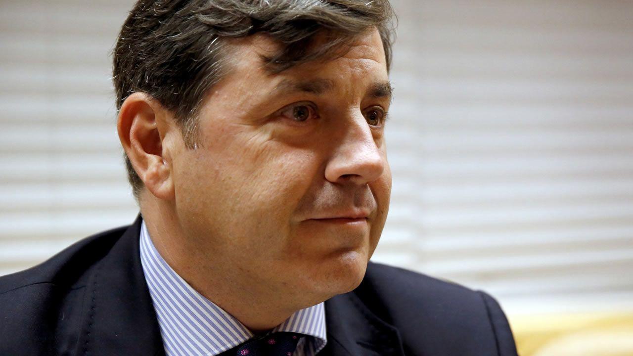 Miguel Ángel Ruiz, exviceconsejero madrileño de Medio Ambiente