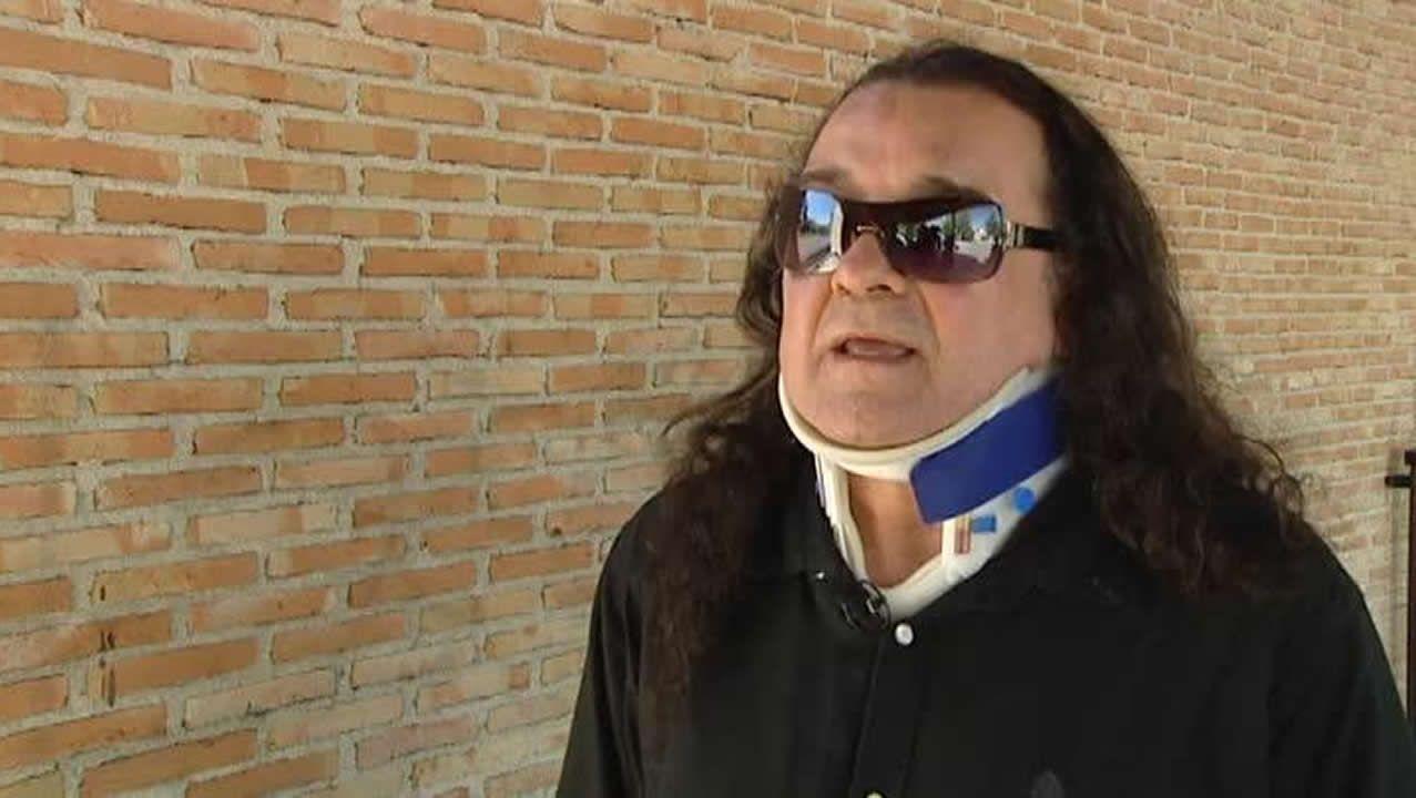 Fernando Barredo explica cómo fue la brutal paliza que le propinaron