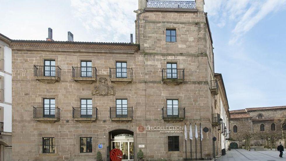 La sepi entra en el capital del hotel palacio de ferrera - Hotel salinas asturias ...