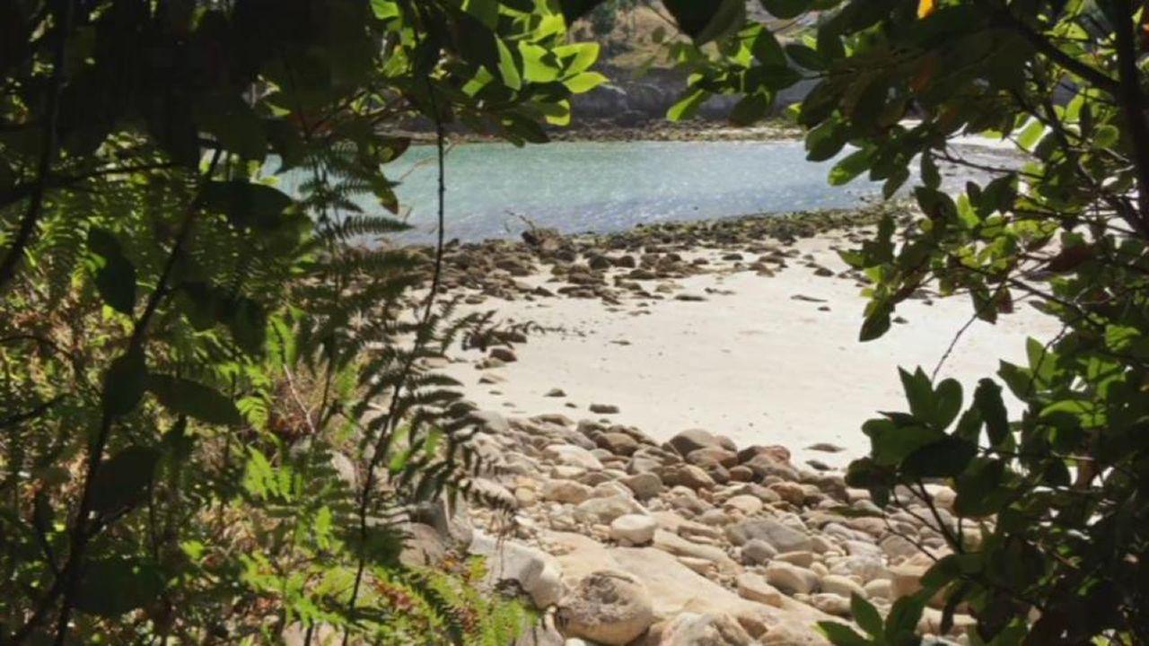 Una joya natural escondida en la ría de Pontevedra