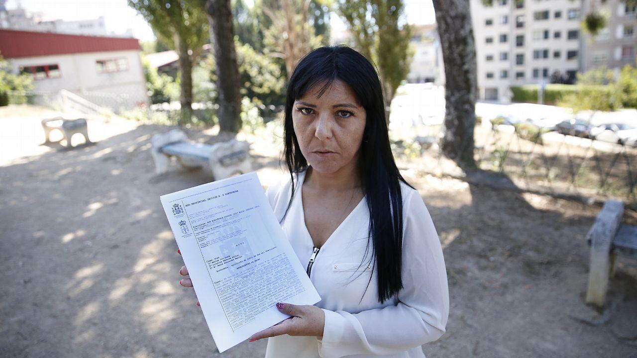 Noemí Otero Quesada, condenada a 4 años de cárcel por agredir a su pareja a la que acusa de violencia de género, pide el indulto