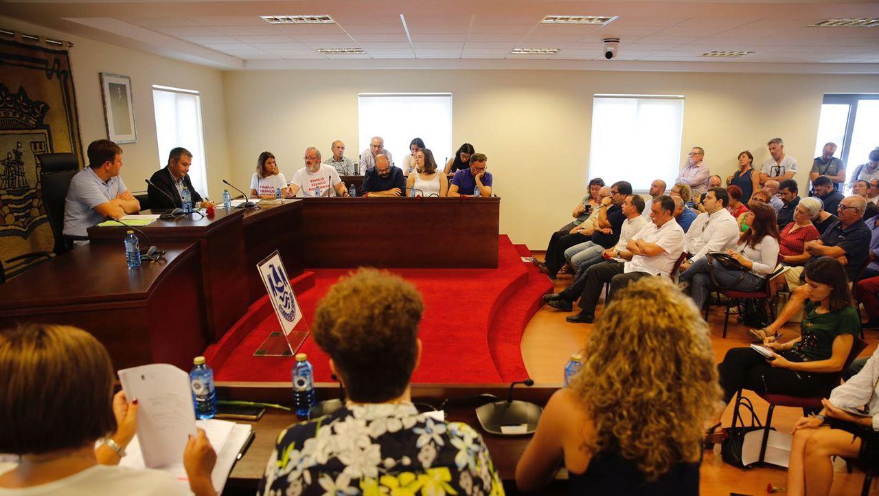 Pleno extraordinario en Sada para reclamar el paso del Pazo de Meirás al patrimonio público