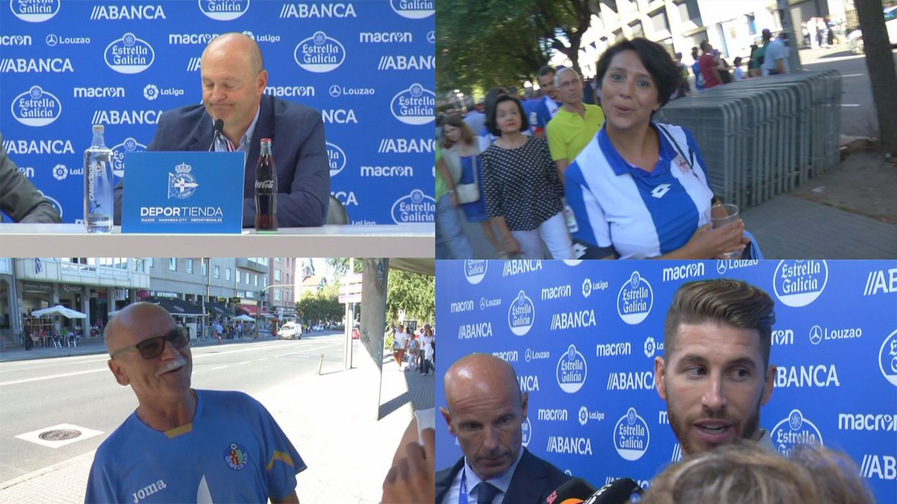 Lo que no se vio del Deportivo - Real Madrid