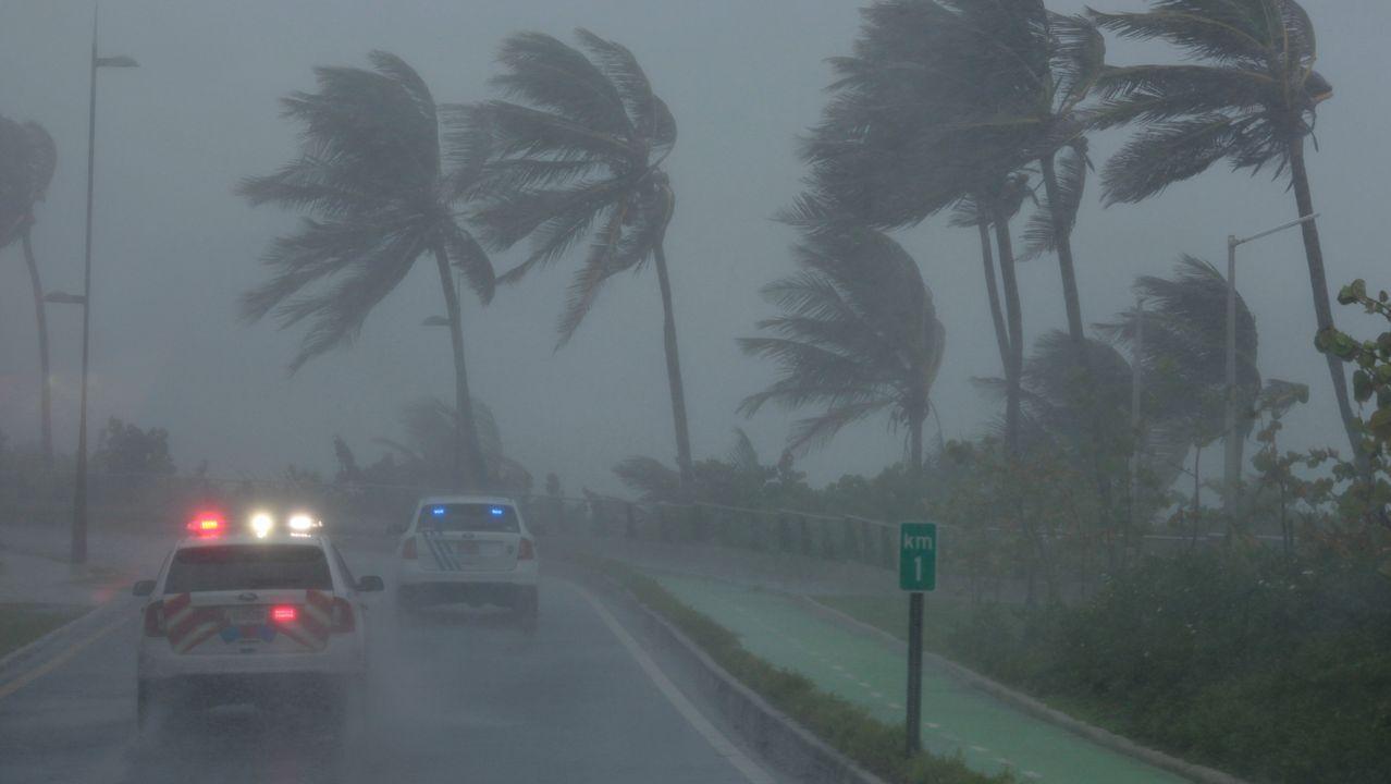Marea ciclónica, la gran amenaza de «Irma»