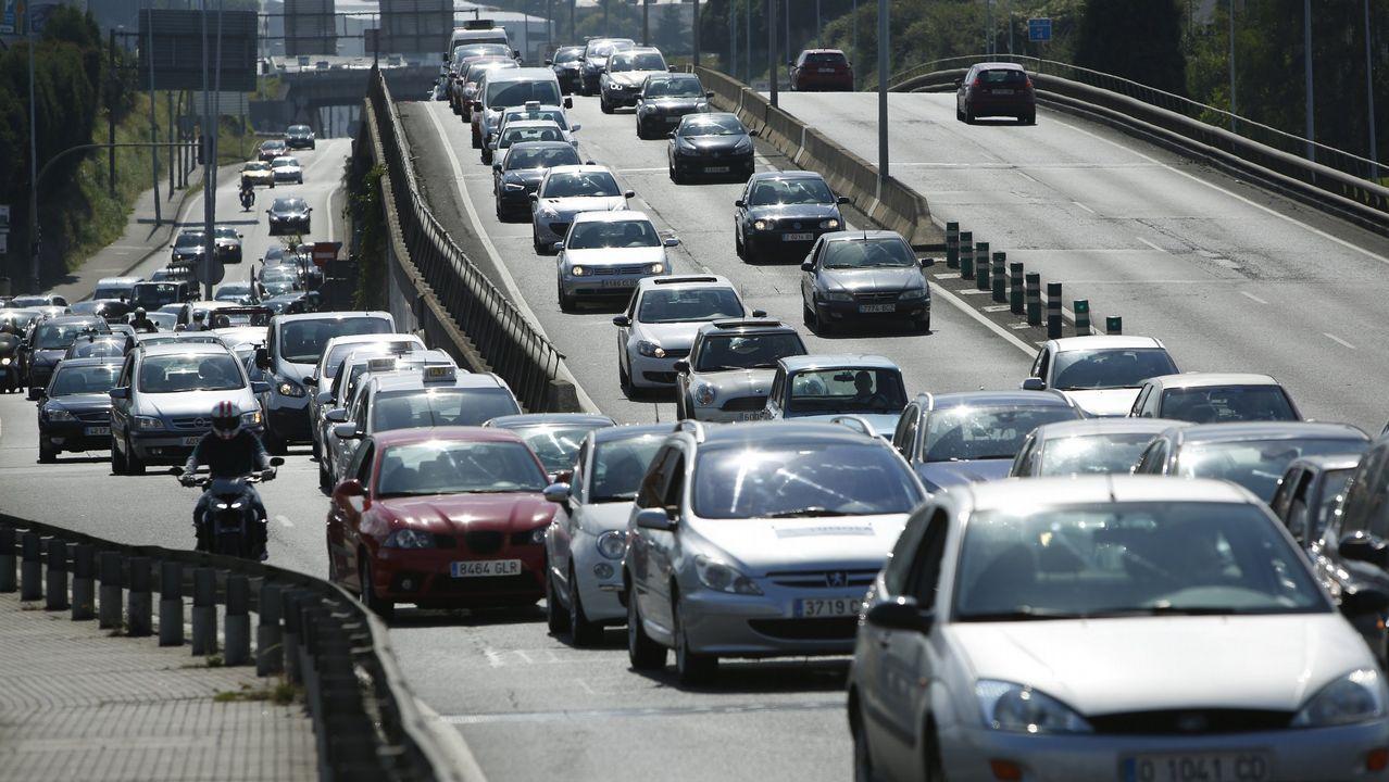 El parque gallego de coches es de los más viejos y contaminantes de España
