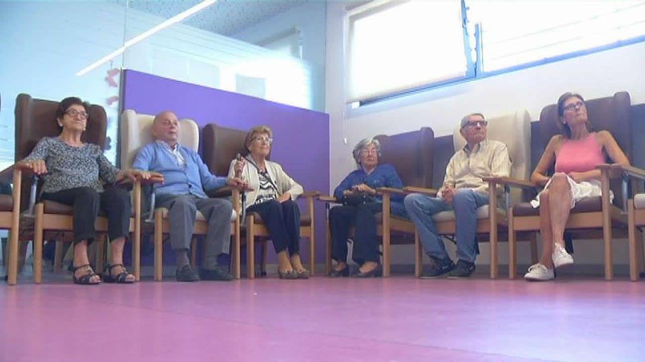 La segunda casa de los enfermos de alzheimer