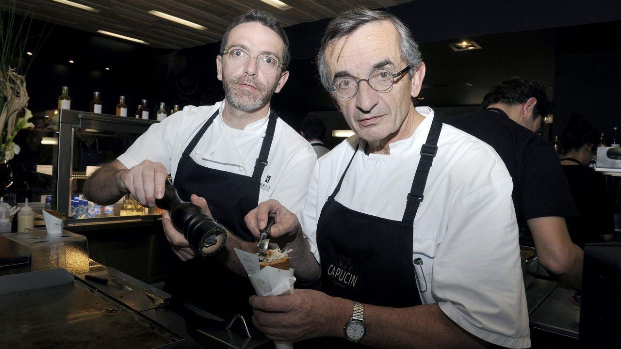 Un chef franc s pide devolver sus tres estrellas michelin for Chef en frances