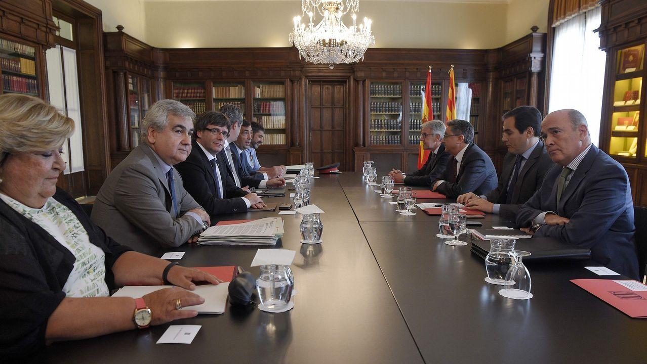 El govern sostiene que la prioridad de los mossos es la for De que se encarga el ministerio del interior