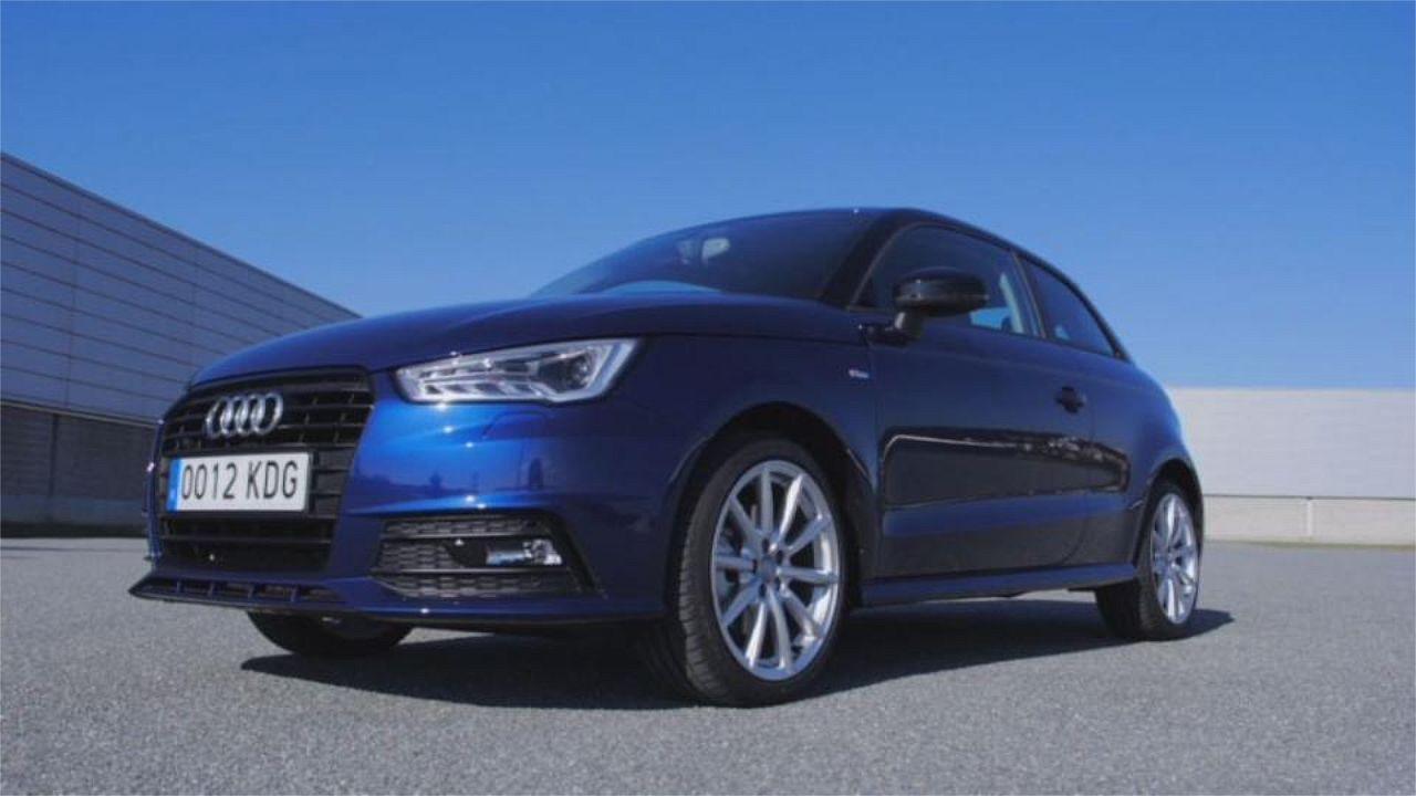 Audi A1, el utilitario «premium»