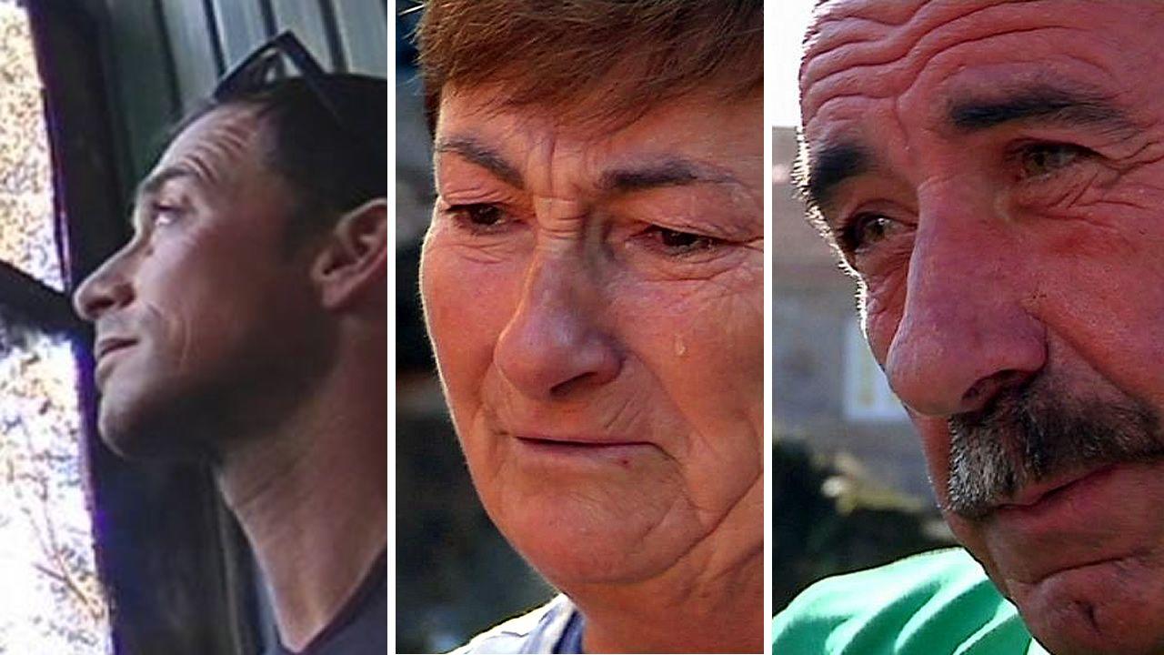 Los rostros del fuego: los que lo perdieron todo
