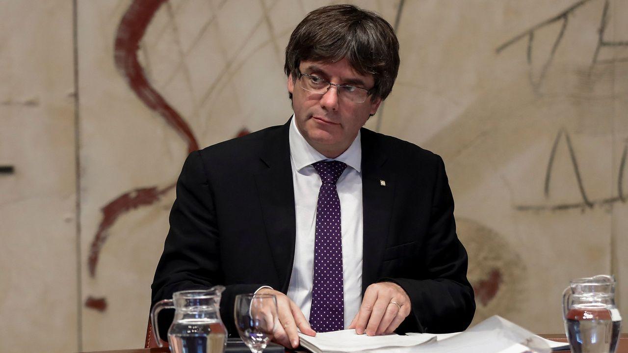 El doble viraje de Puigdemont que impide votar a todos los catalanes