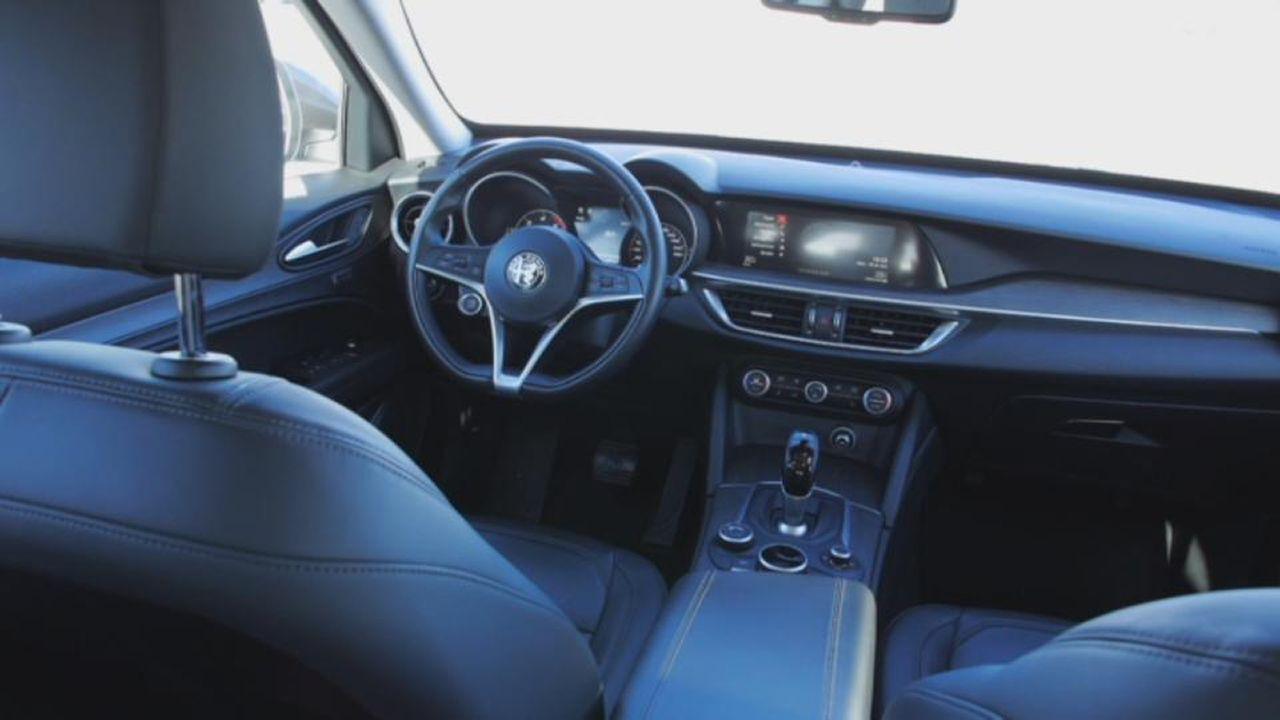 Alfa Romeo Stelvio, un SUV con genes deportivos
