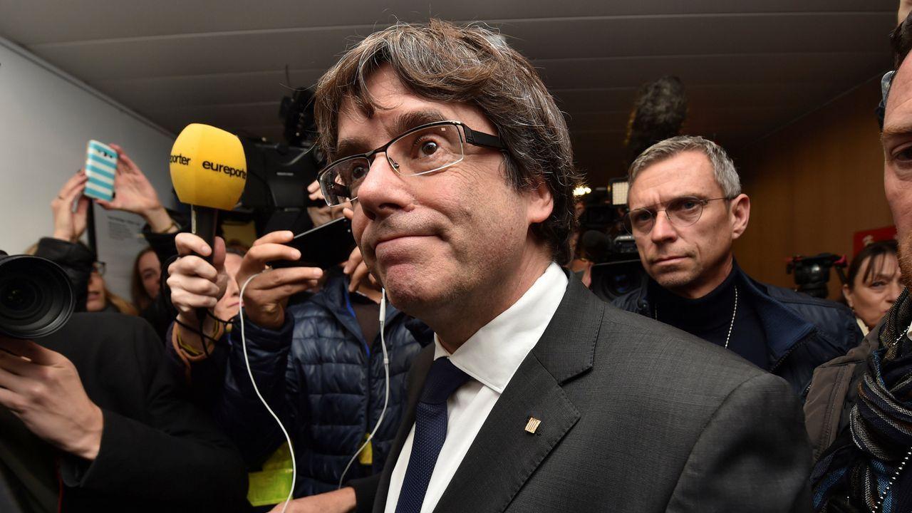 ¿Qué pretende Puigdemont en Bélgica?
