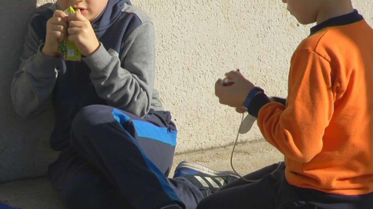 De siete de la mañana a seis de la tarde: niños «saturados» de colegio