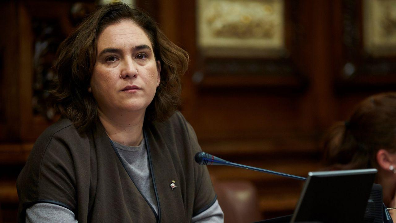 Ada Colau desvela que en dos ocasiones estuvo a punto de ser violada