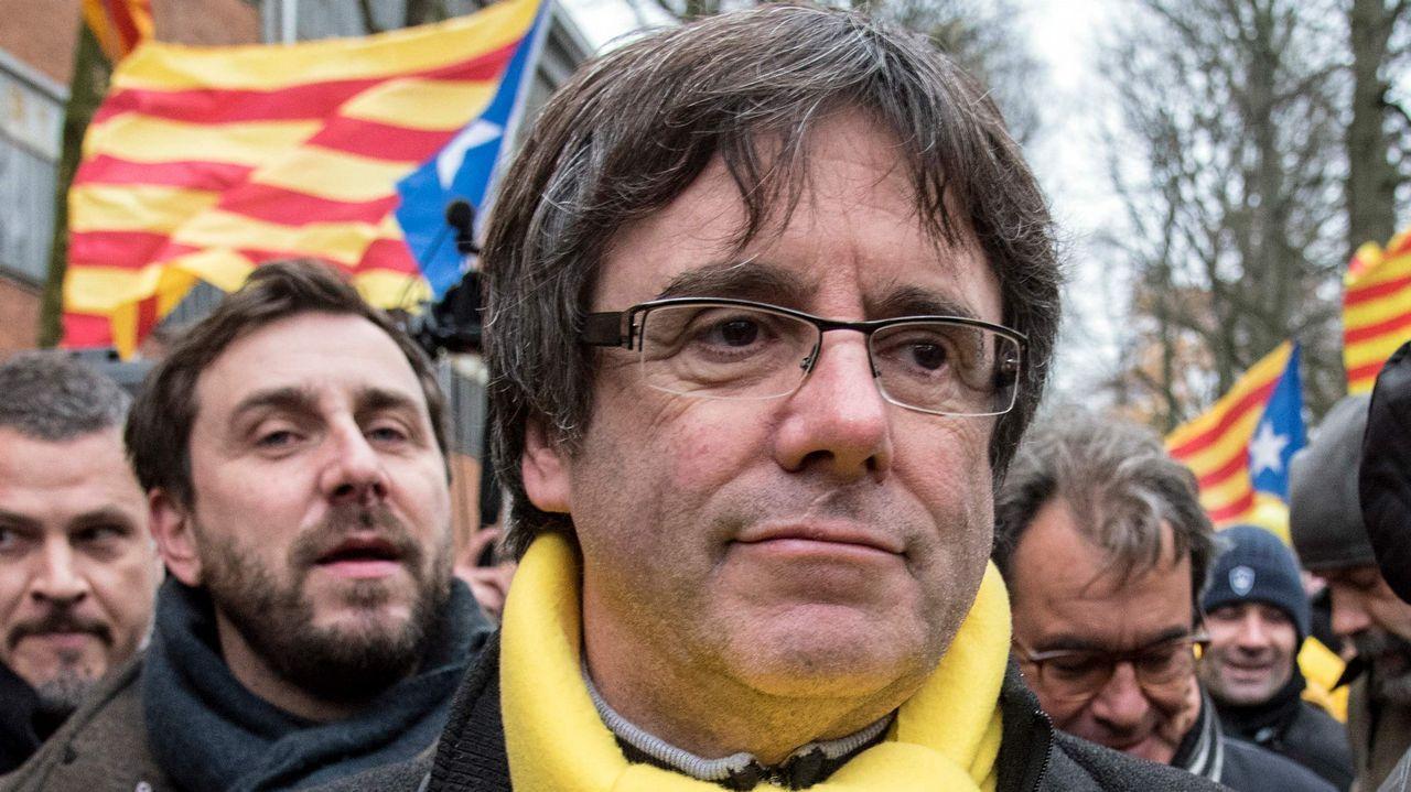 Puigdemont, el periodista que soñaba con la independencia