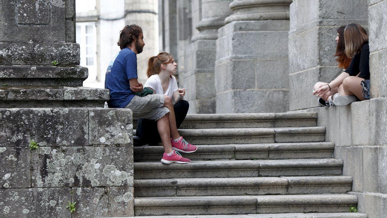 El programa busca hacer retornar el talento de los jóvenes gallegos que se vieron obligados a hacer las maletas hace cinco o seis años al tropezar con la crisis