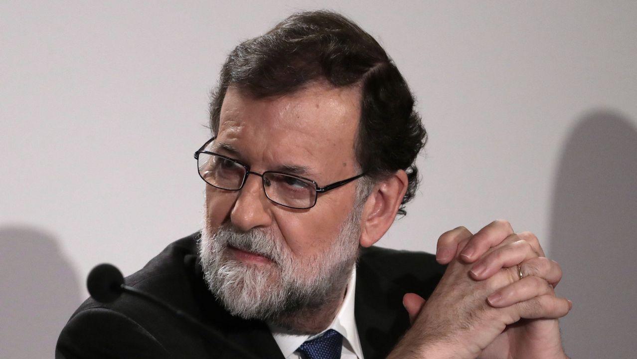 Rajoy apunta a Cataluña como «la única sombra» que amenaza la economía