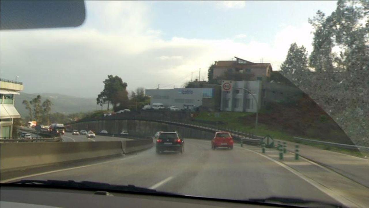 Recorremos la A-55, la autovía más peligrosa de España