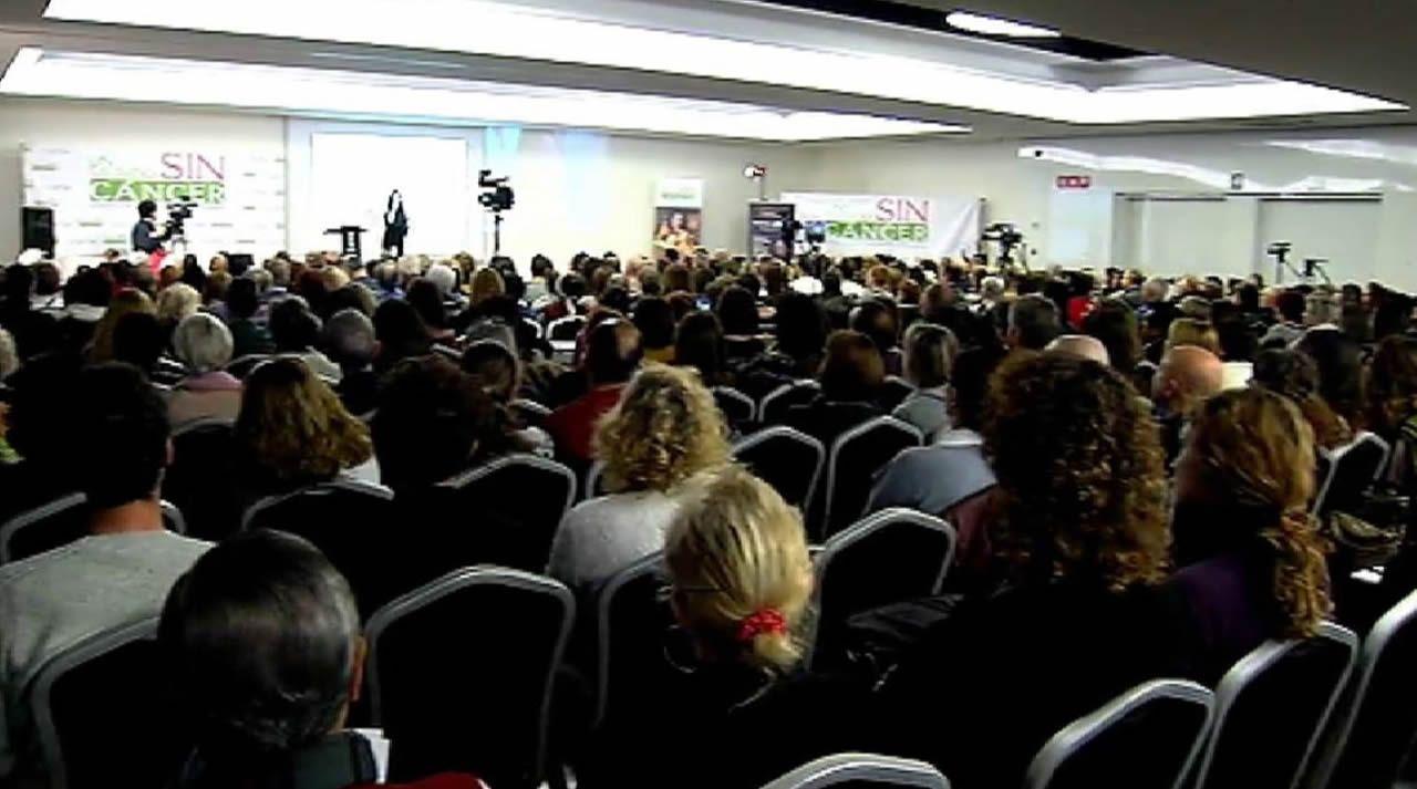 Polémica en Barcelona por un Congreso de terapias pseudocientíficas contra el cáncer