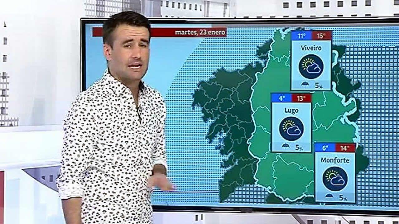 ¿Qué tiempo tendremos este martes?
