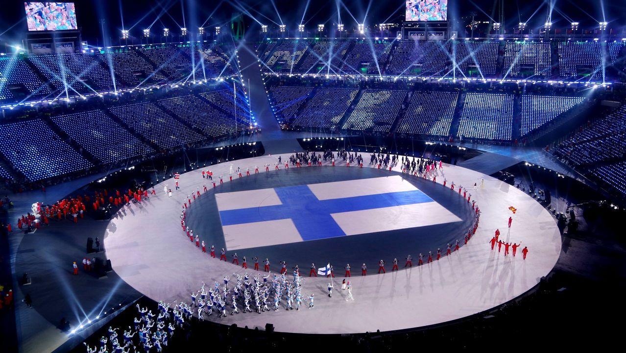 Tricotar contra el estrés: el secreto de los finlandeses en los Juegos