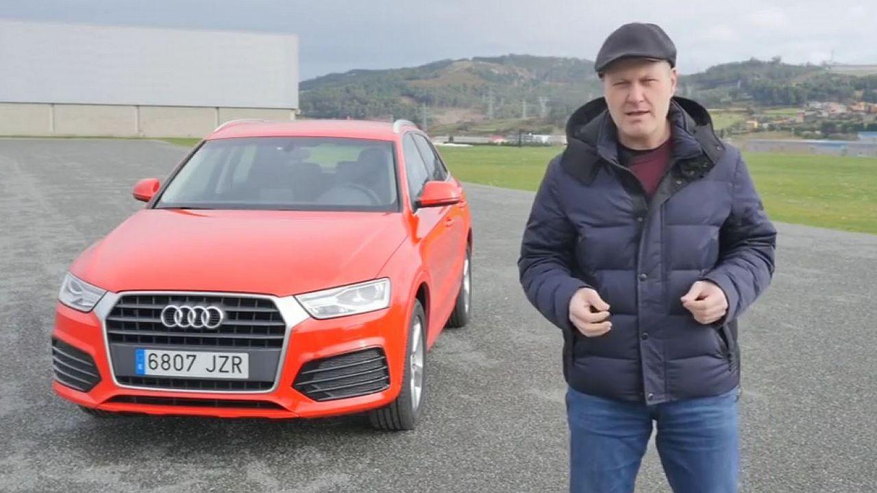 Audi Q3, el placer de la conducción