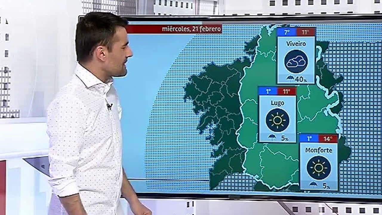¿Qué tiempo tendremos este miércoles?
