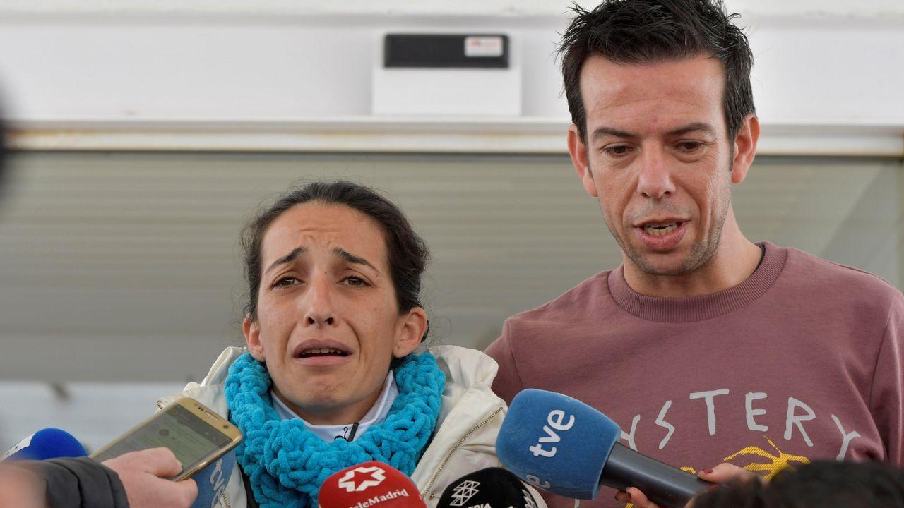 Los padres de Gabriel confirman que la camiseta hallada pertenece al niño